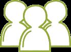הסדנה מאפשרת תמיכה קבוצתית והפרייה הדדית