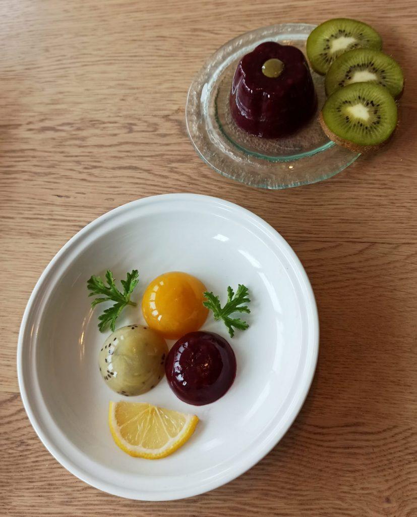 מתכון לקינוח פירות וג׳לי