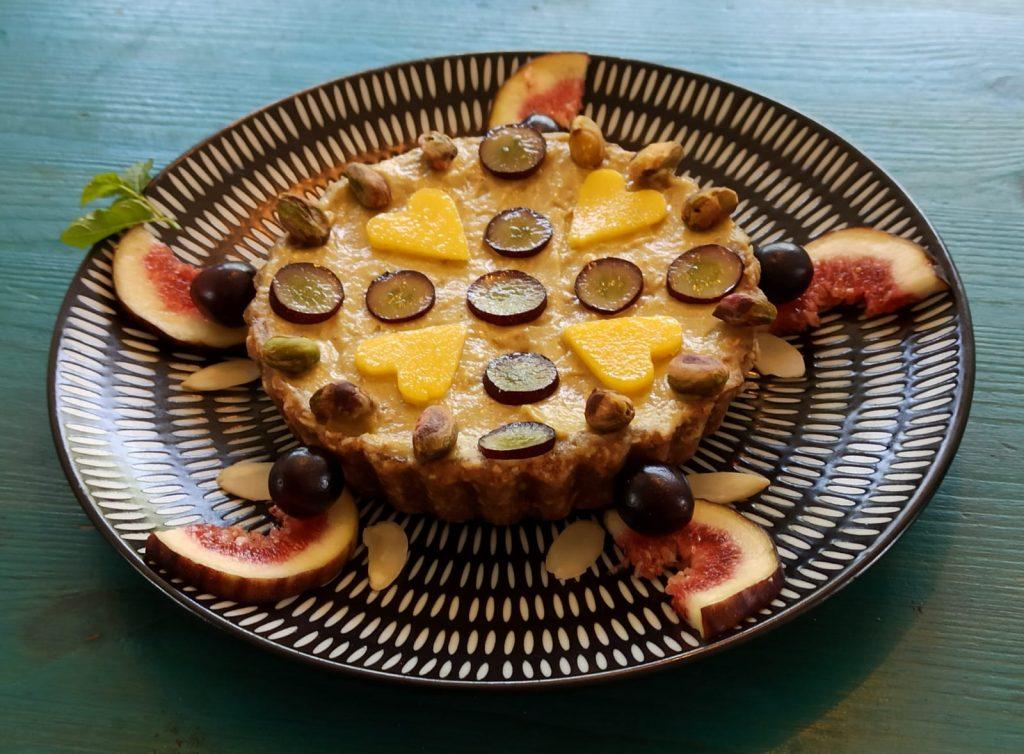 עוגת בריאות חגיגית