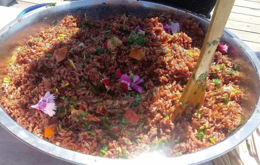 מתכון אורז אדום בוקששתר
