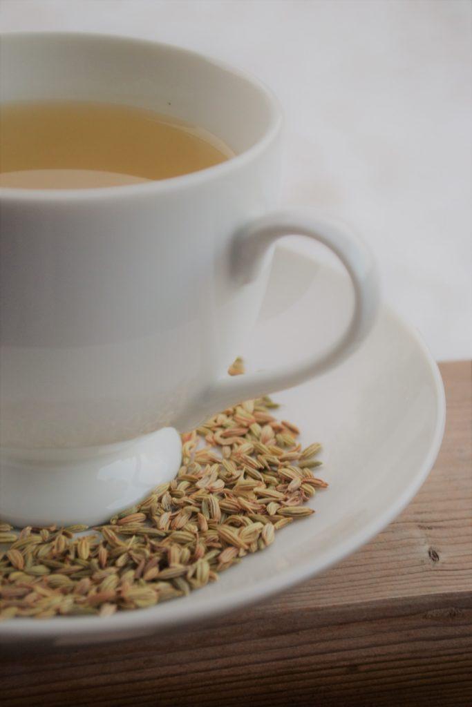 חליטת תה שומר