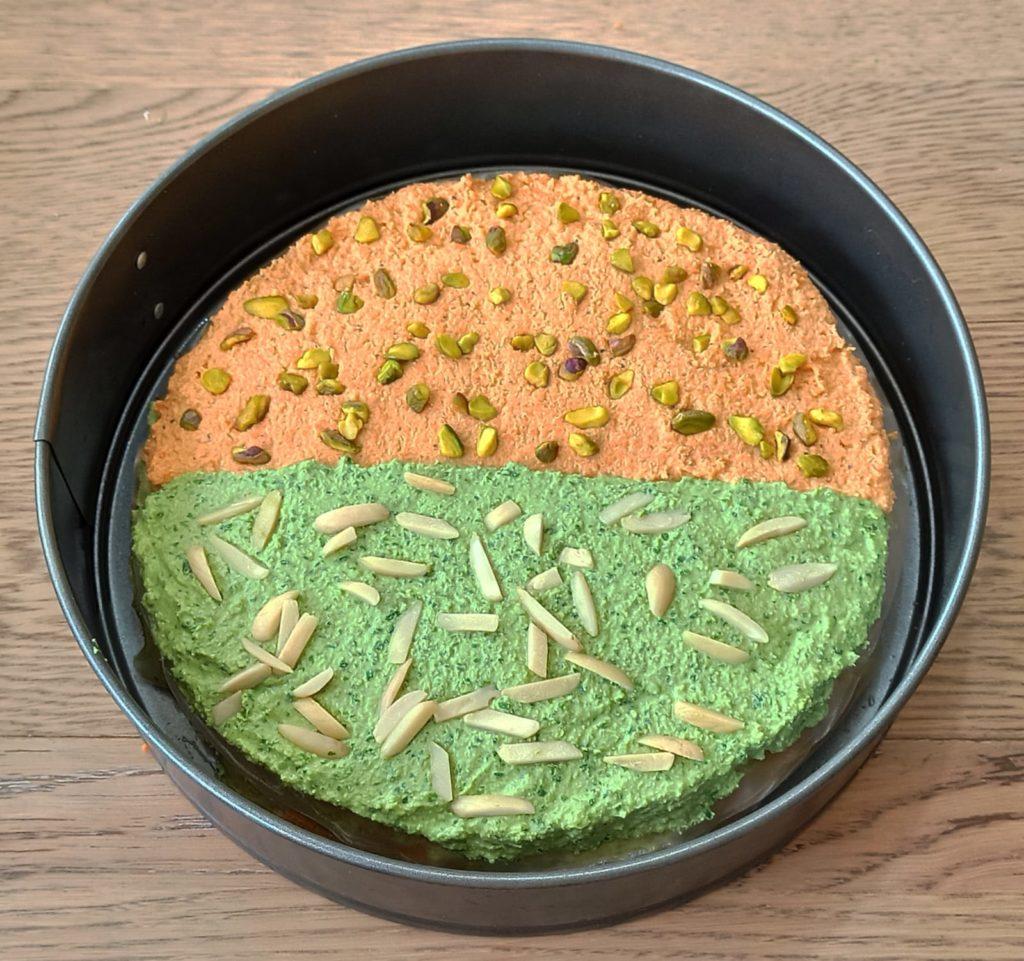 לזניה מירקות ודפי אורז